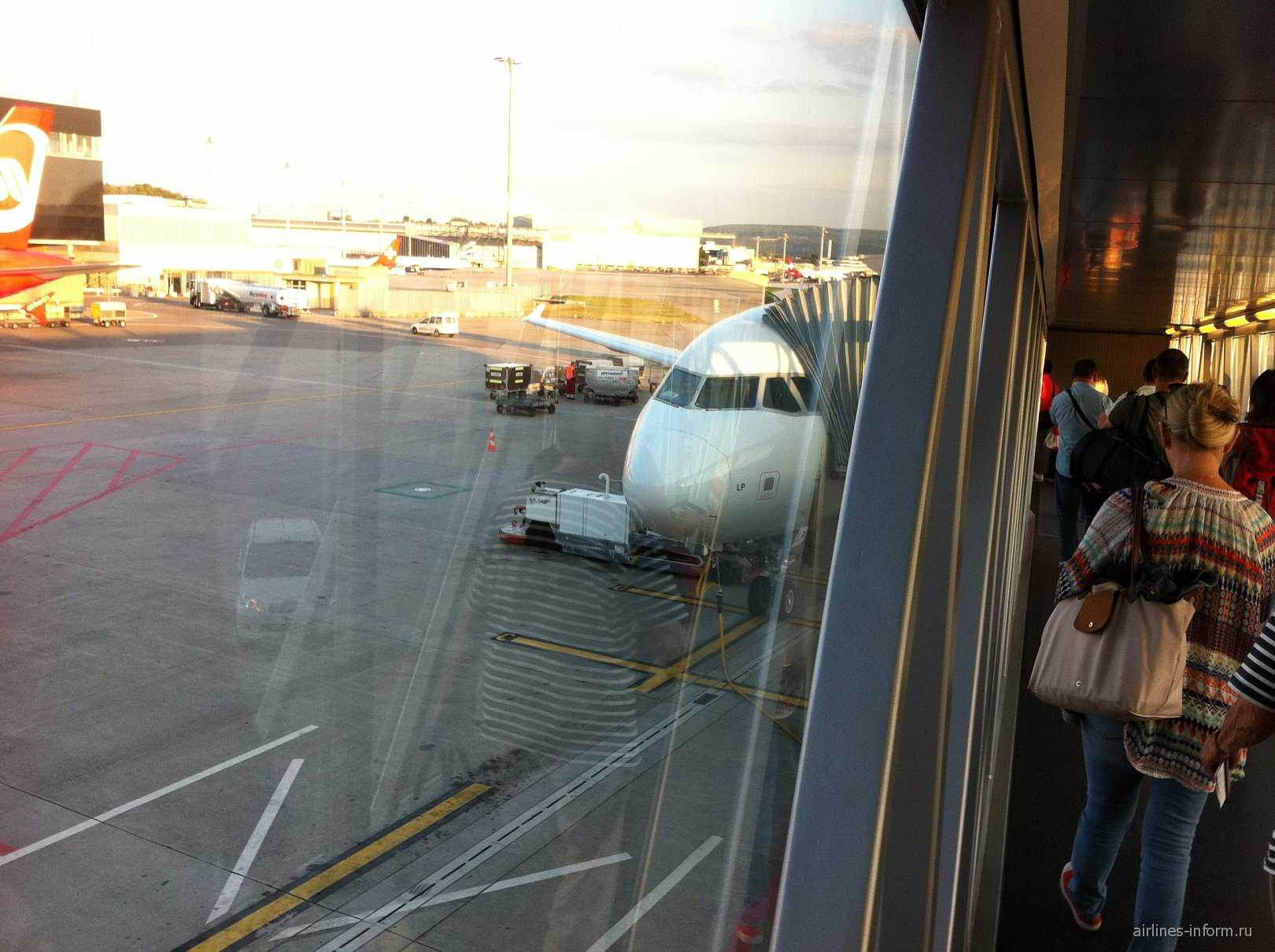 A320 HB-JLP Swiss
