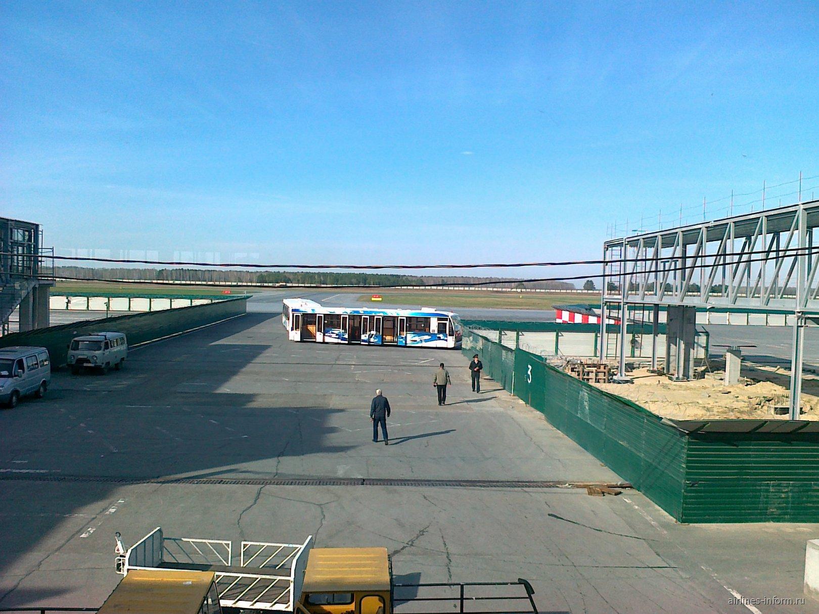 Аэропорт Тюмень Рощино