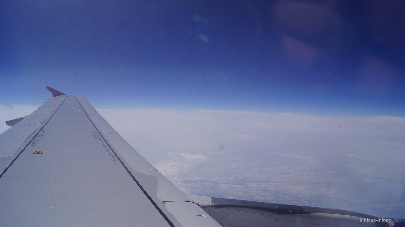 Рейс Москва-Осло Аэрофлота