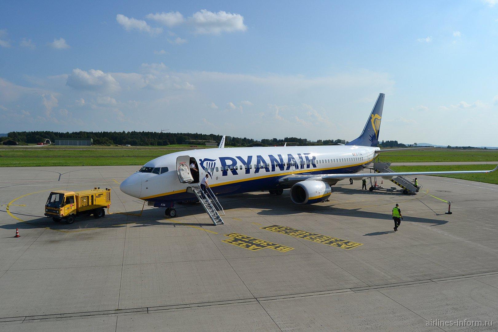 Мемминген (FMM) - Львов (LWO). Пробуем Ryanair ч.2.