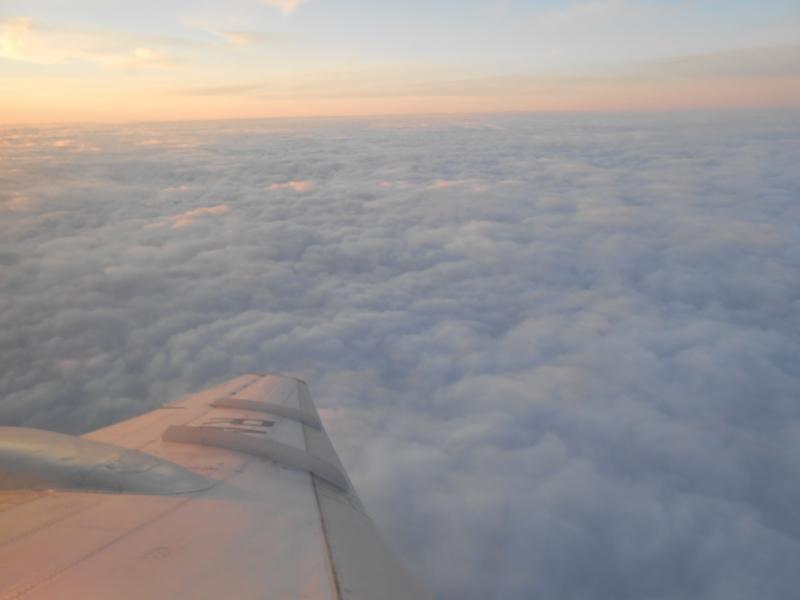 Рейс Москва-Уфа авиакомпании Центр-Юг