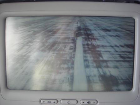 Система развлечений в самолете Эрбас А330-200 Аэрофлота