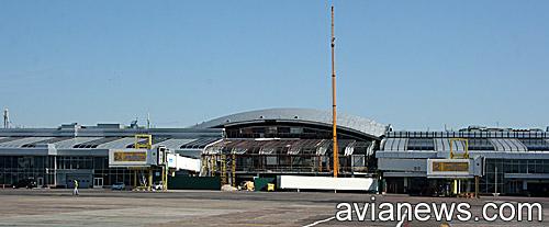 Аэропорт Борисполь города Киев