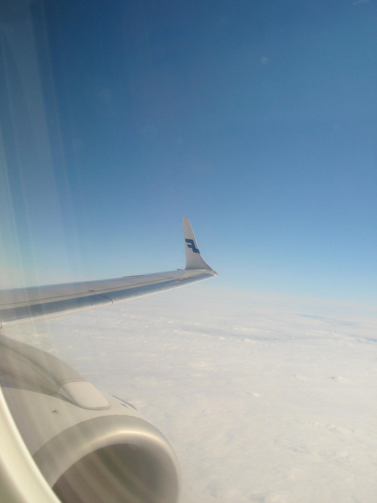 St. Petersburg-Helsinki with Finnair
