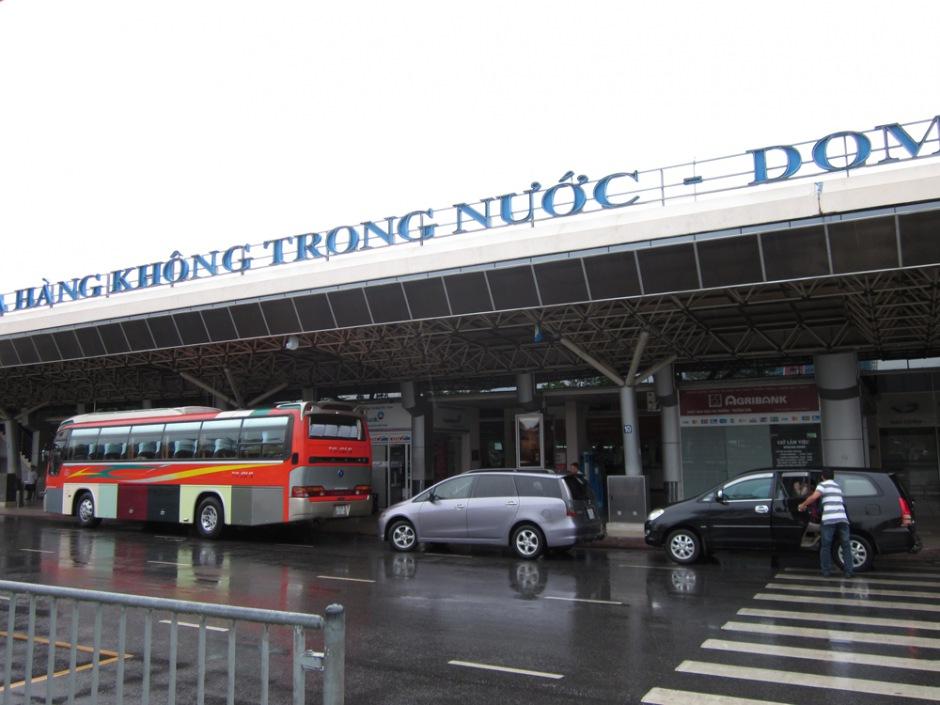 Ho Chi Minh City Tan Son Nhat International Airport
