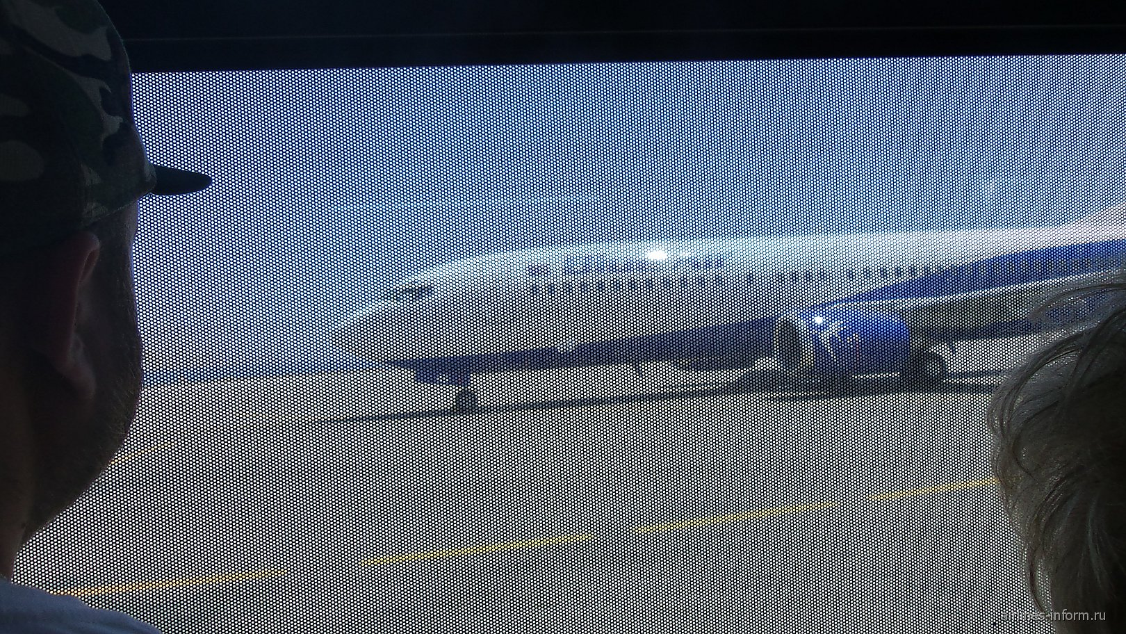 Боинг 737-800 румынской Air Blue.