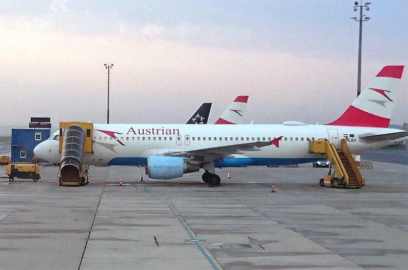 Полет Вена-Пула через Мюнхен. Austrian Airlines/Eurowings часть 1.