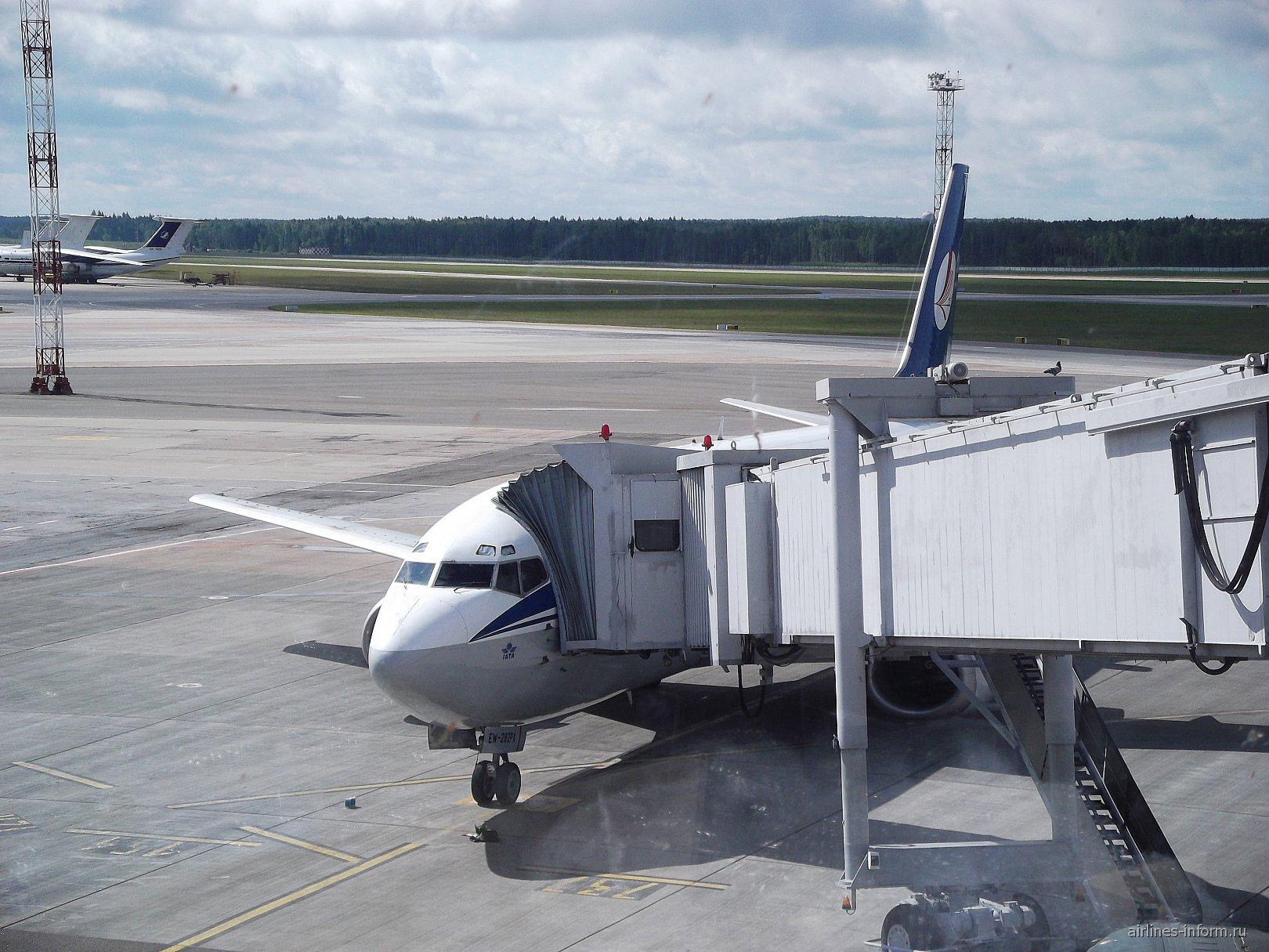 Рейс Белавиа Минск-Рим