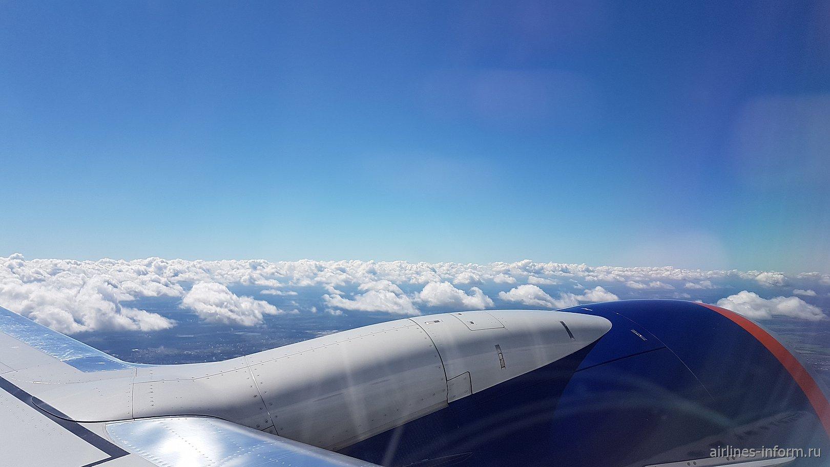 "Москва (Шереметьево-F/SVO) - Белград (Никола Тесла/BEG) на Boeing 737-800 ""Аэрофлот"" под эгидой ""Air Serbia"""