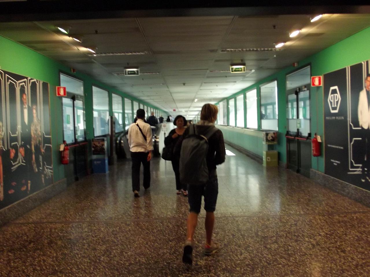Аэропорт Милан Мальпенса