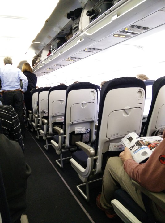 Airbus A319 авиакомпании Air France