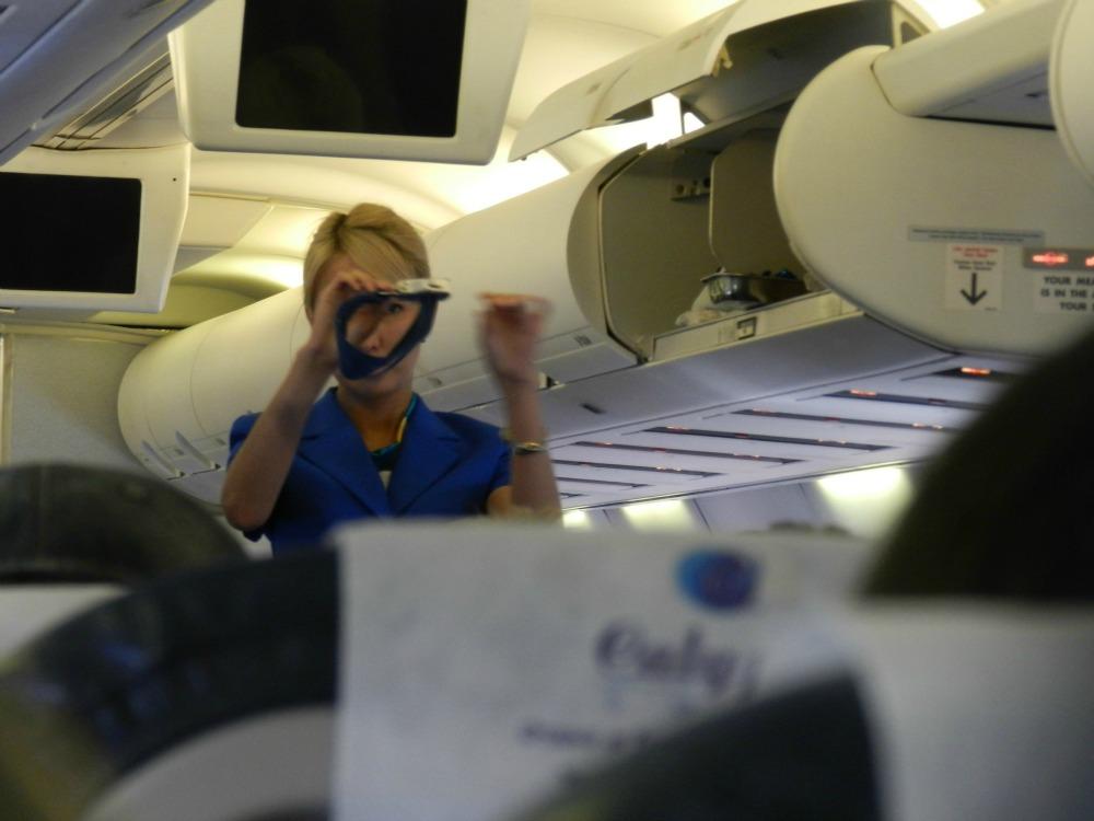 Салон Боинга-757-200 авиакомпании СКАТ