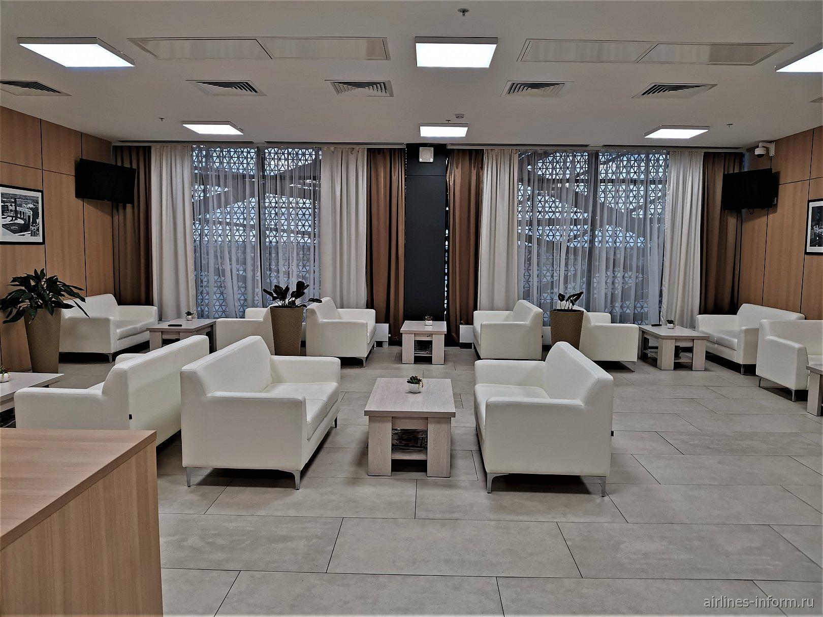 VIP-зал в терминале А аэропорта Саранск