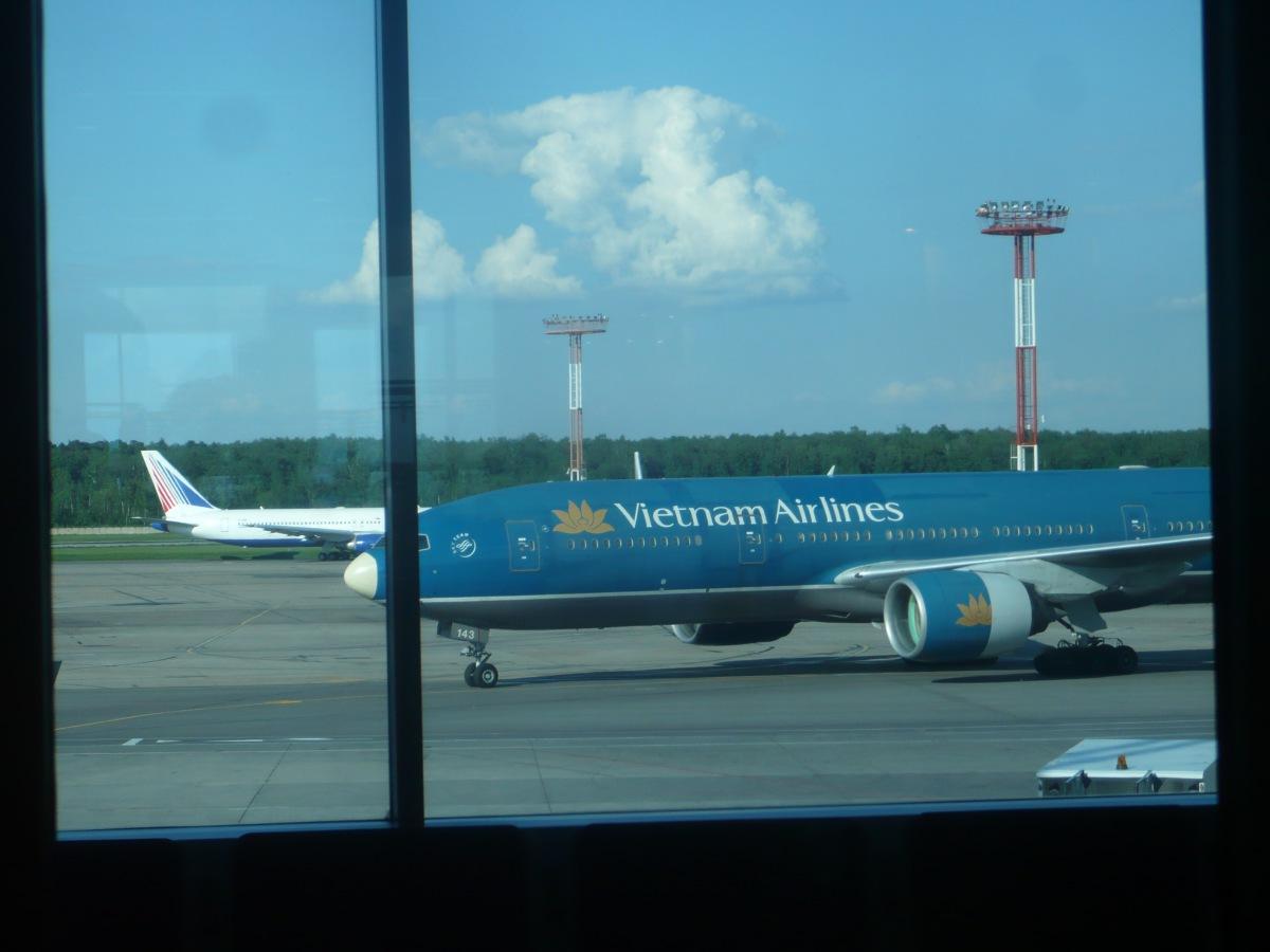 Боинг-777-200 Вьетнамских авиалиний
