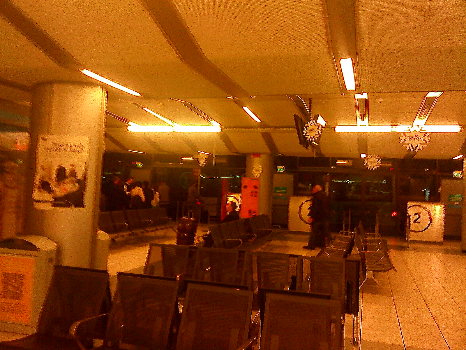 В аэропорту Вероны