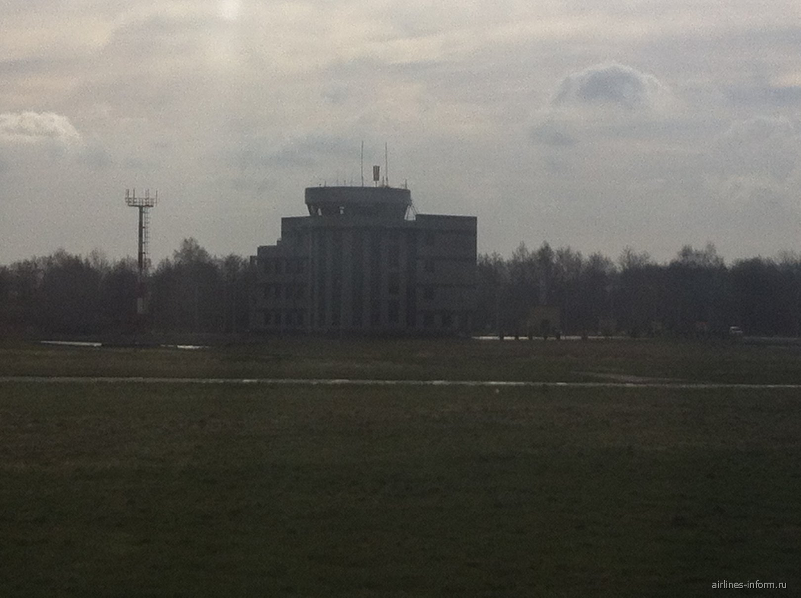 В аэропорту Калининграда