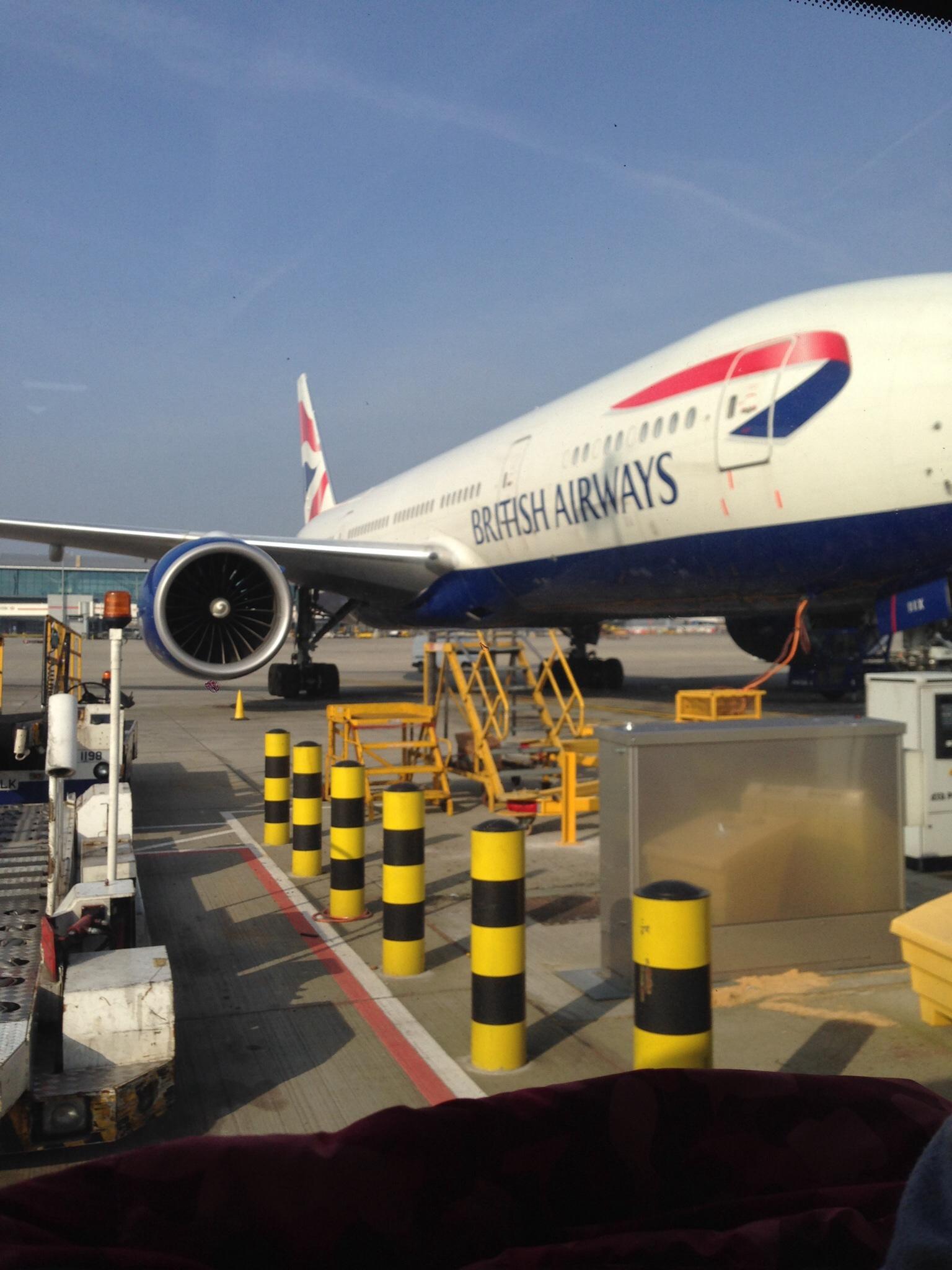 Боинг-767-300 Британских авиалиний