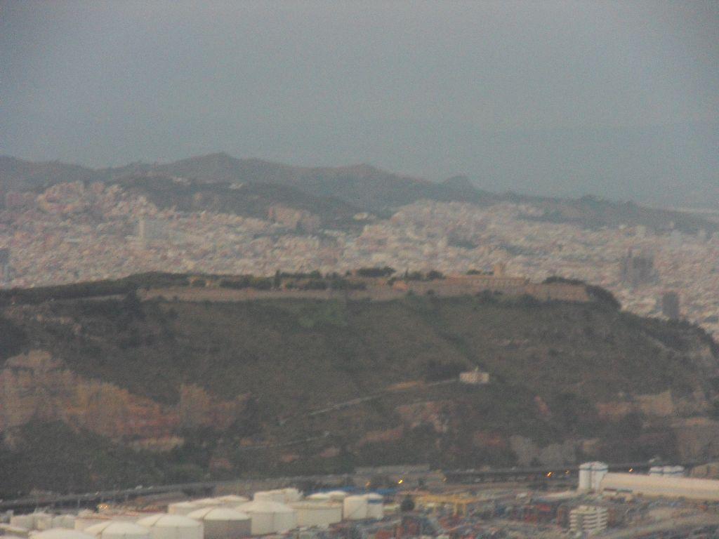 В полете над Барселоной