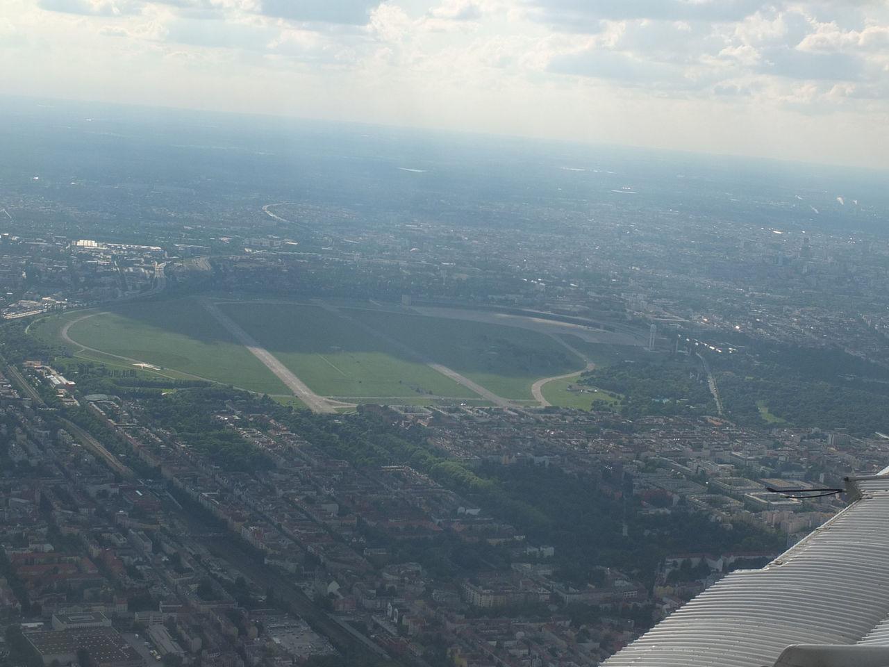 Полет над Берлином на самолете Юнкерс Ю-52