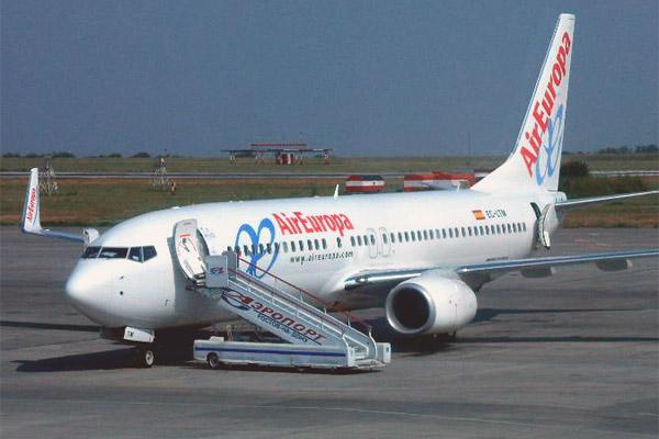 Из Ростова в Барселону с AirEuropa