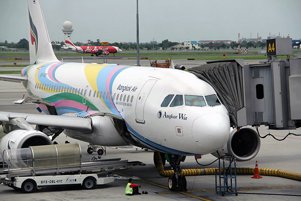Bangkok to Ko Samui with Bangkok Airways