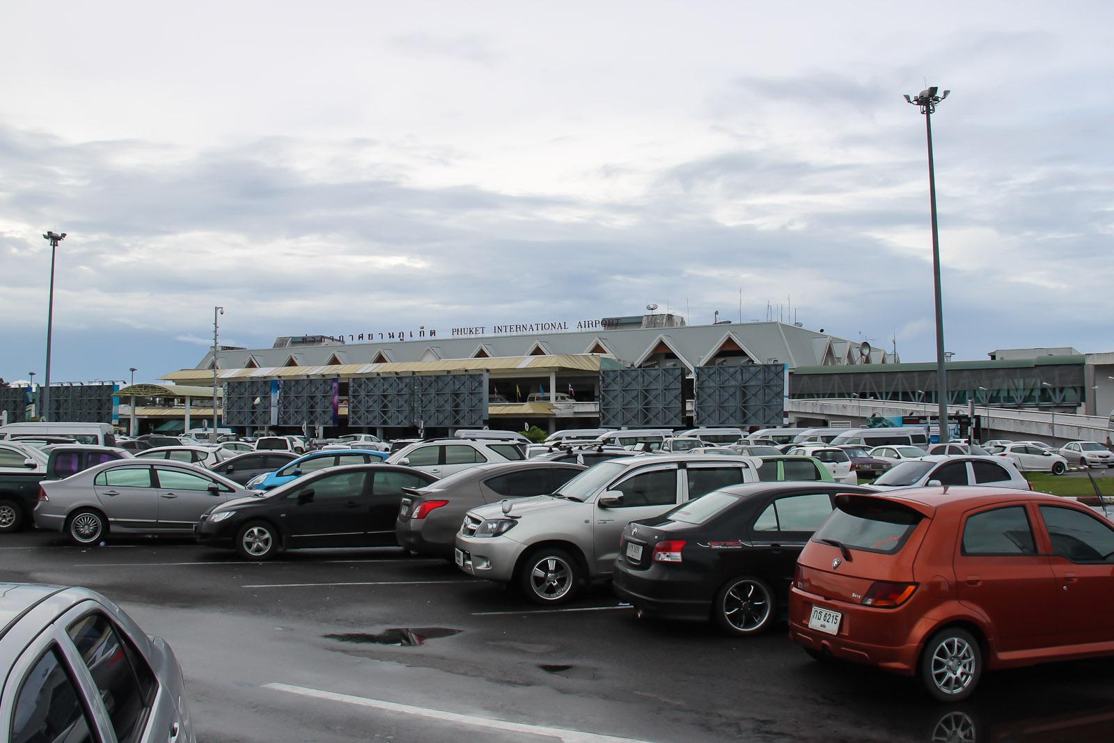 Терминал 1 аэропорта Пхукет