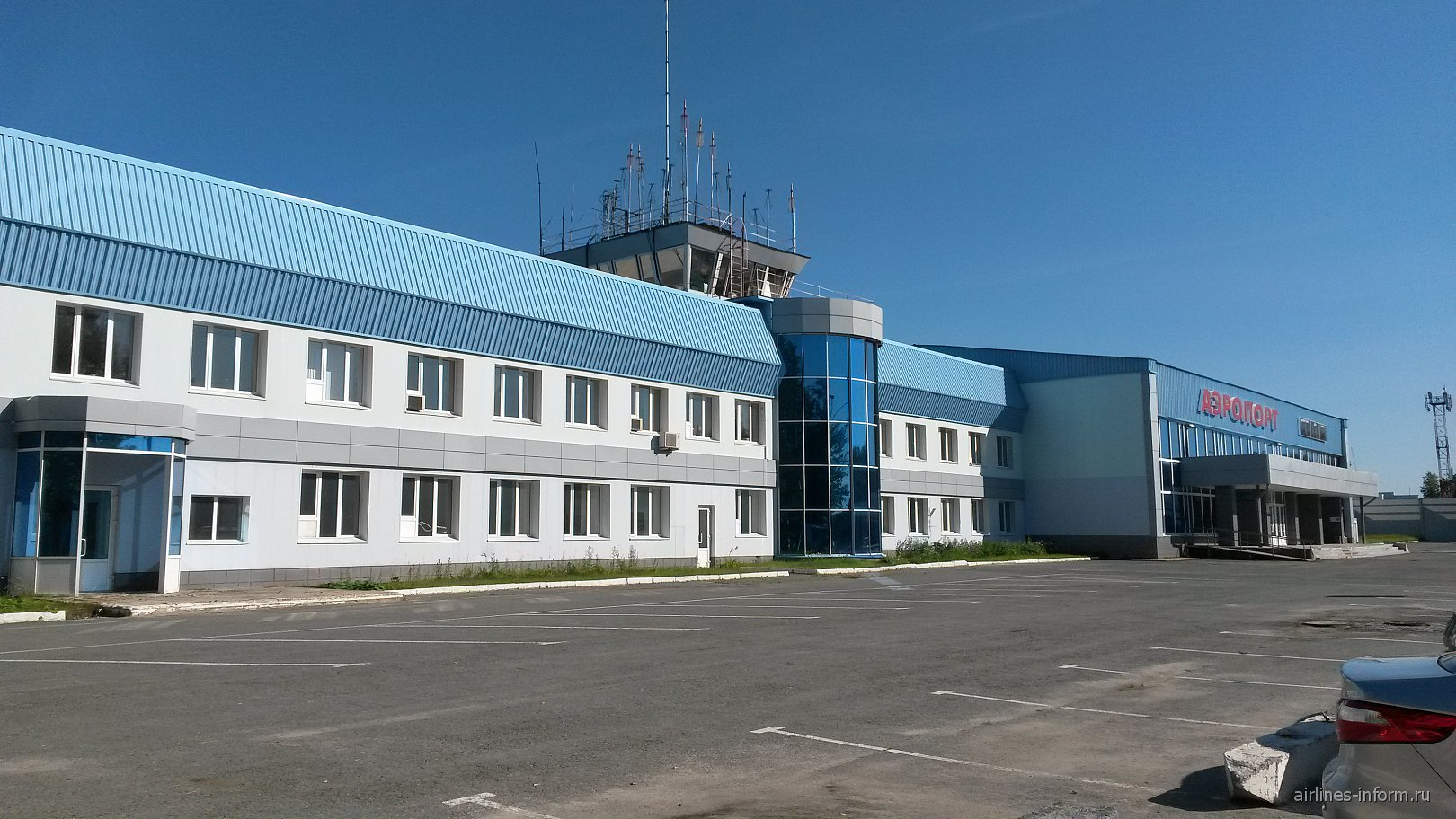 Аэропорт Урай