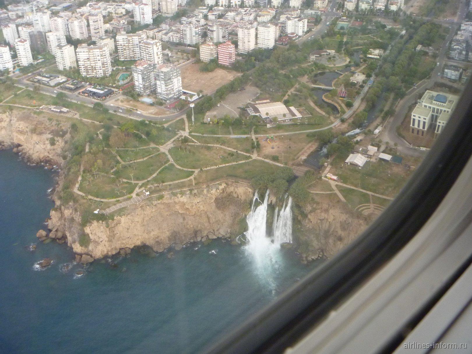 Поздней осенью по Турции. Часть 3. Анкара - Анталья на Boeing 737-800 Turkish Airlines for AnadoluJet.
