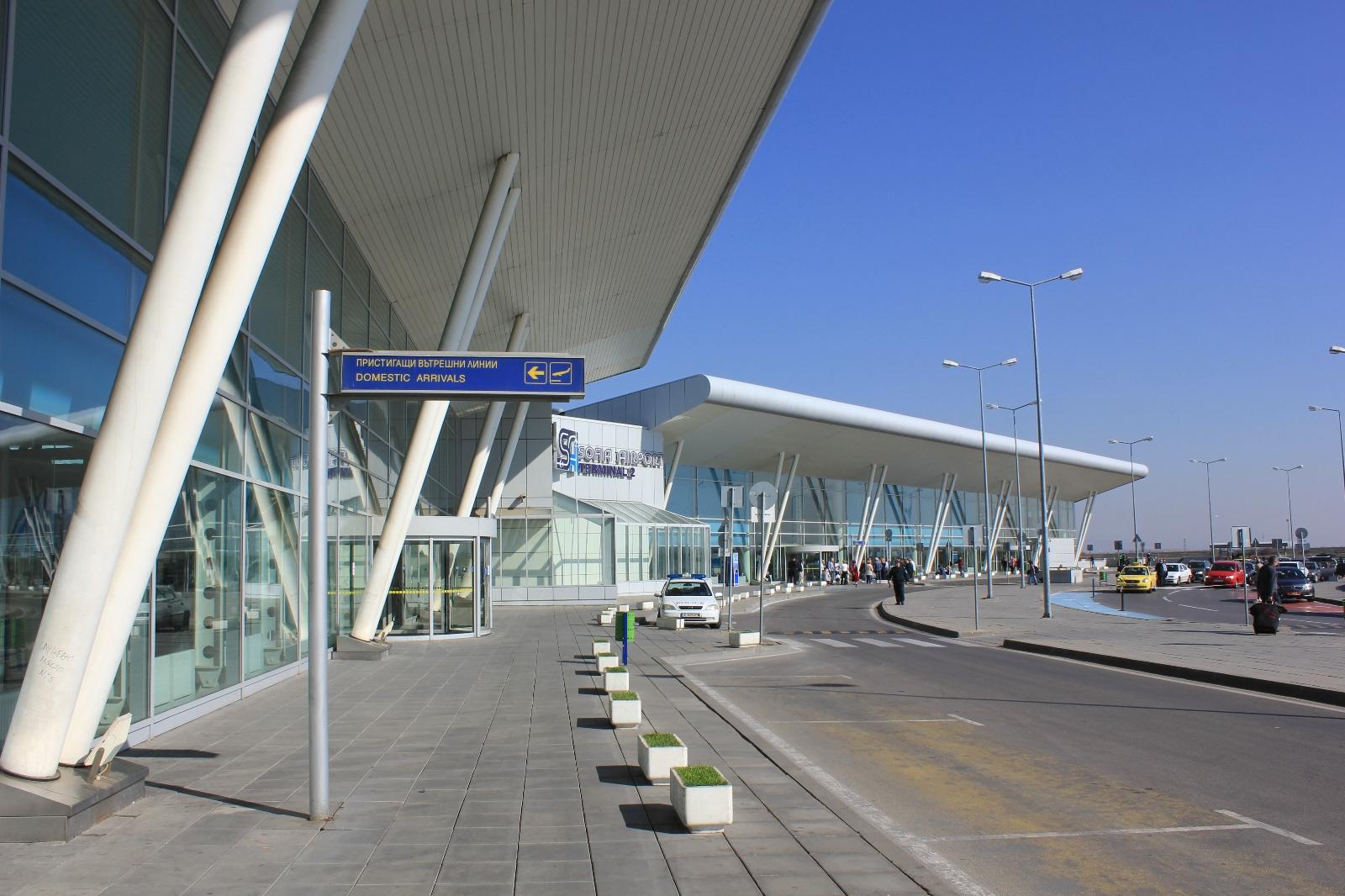 Пассажирский терминал 2 аэропорта София