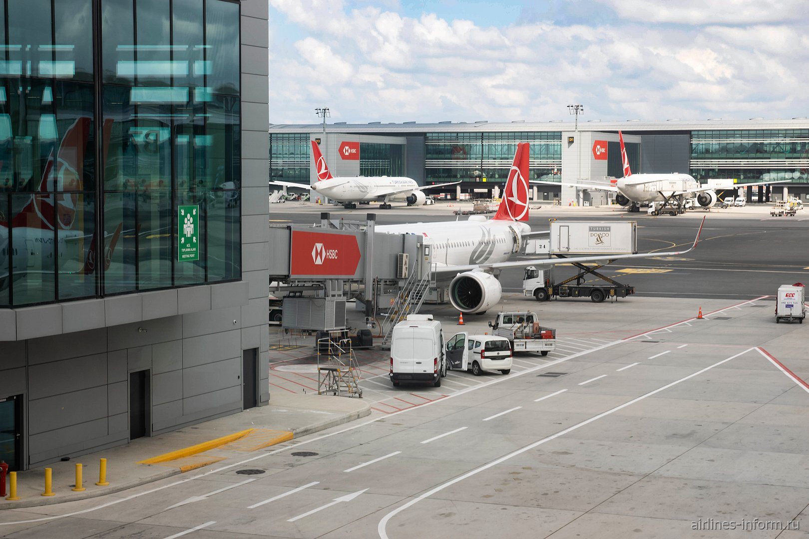 Widen Your World. Стамбул (IST) - Москва (VKO-A) TK415 на A321neo Turkish Airlines