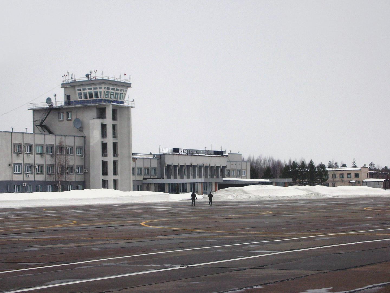 Аэропорт Стрежевой
