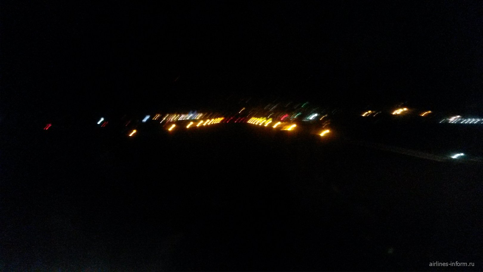 Аэропорт Сен-Мартен