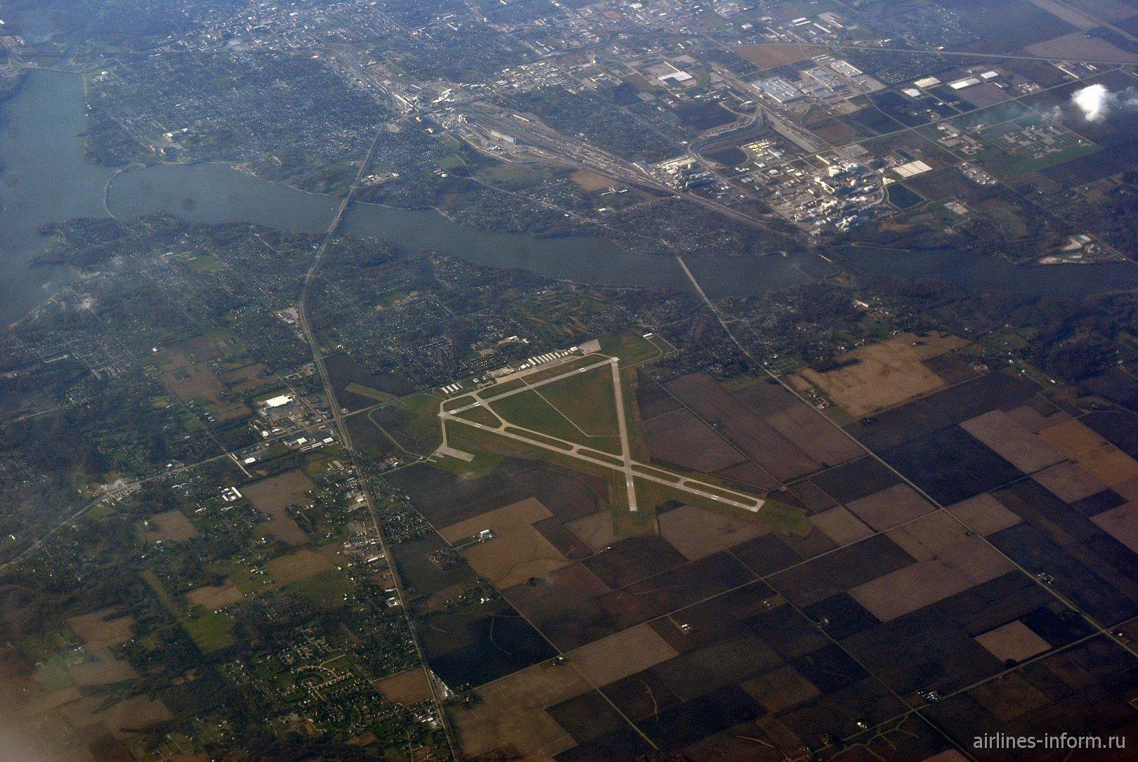 Аэропорт города Декатур в штате Иллинойс