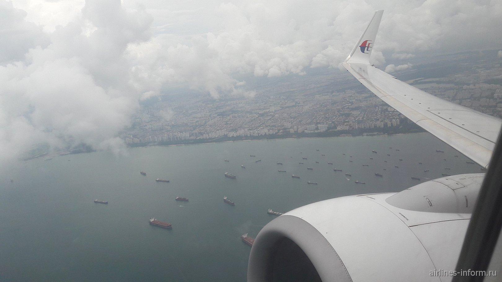 Из Сингапура в Куала-Лумпур с Malaysia Airlines