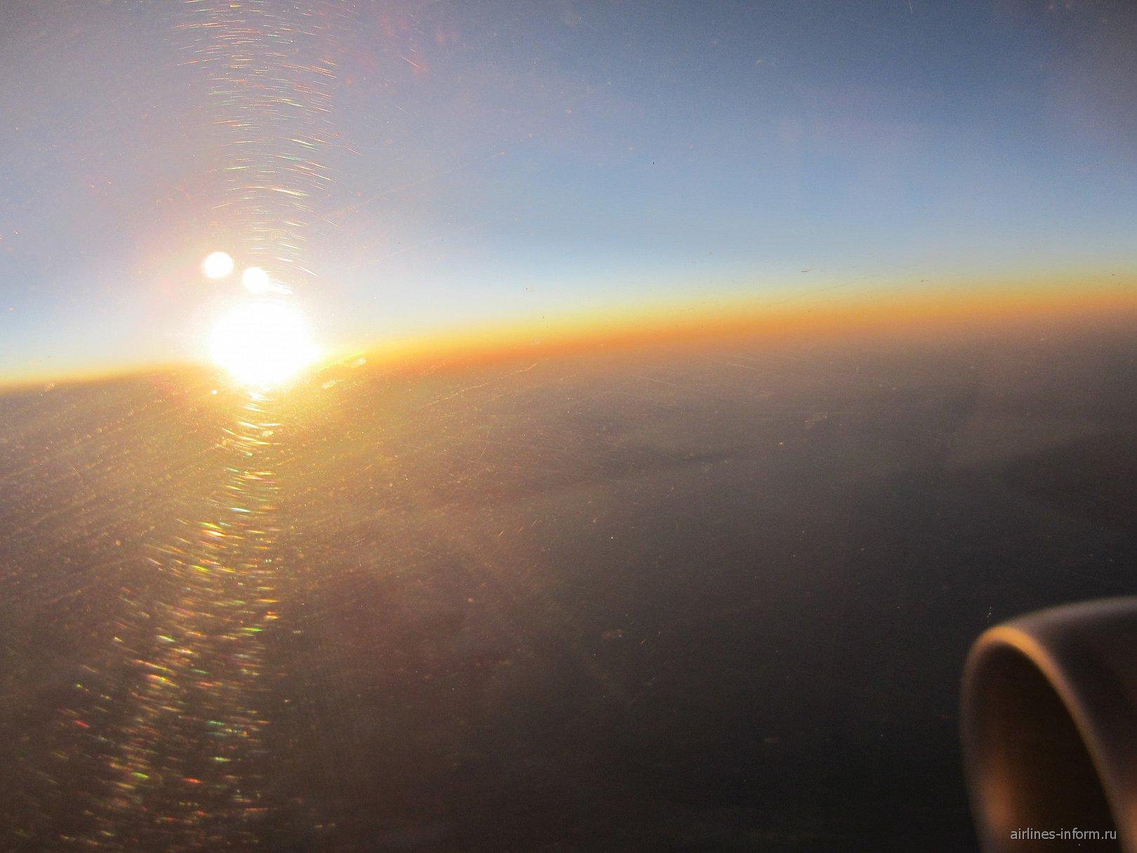 Рейс Екатеринбург-Шарджа авиакомпании Air Arabia