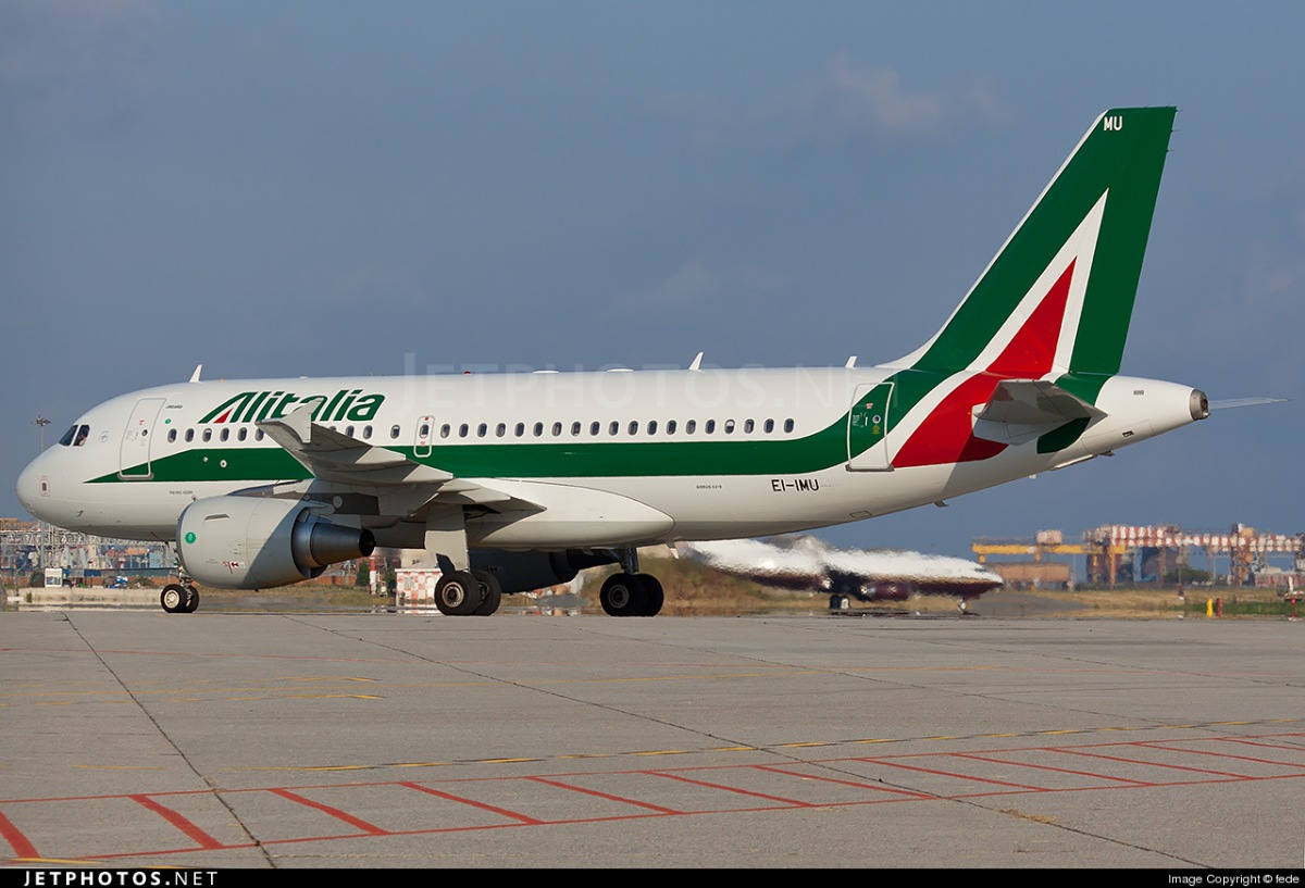 Turin to Rome with Alitalia