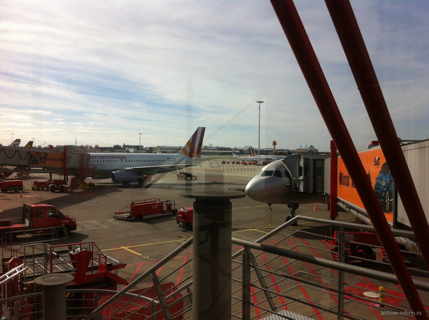 A319 Germanwings