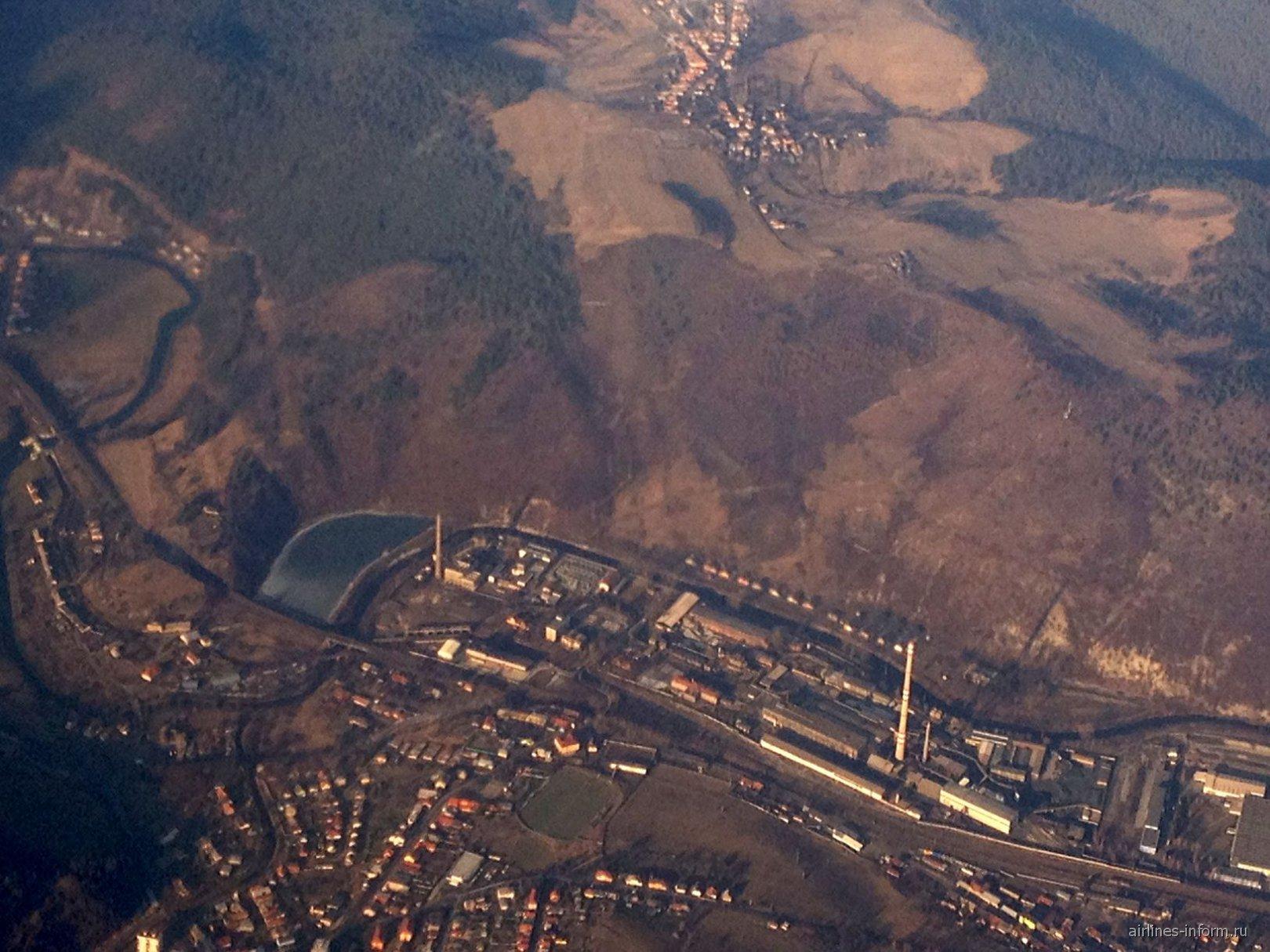 Теплостанция в Словакии