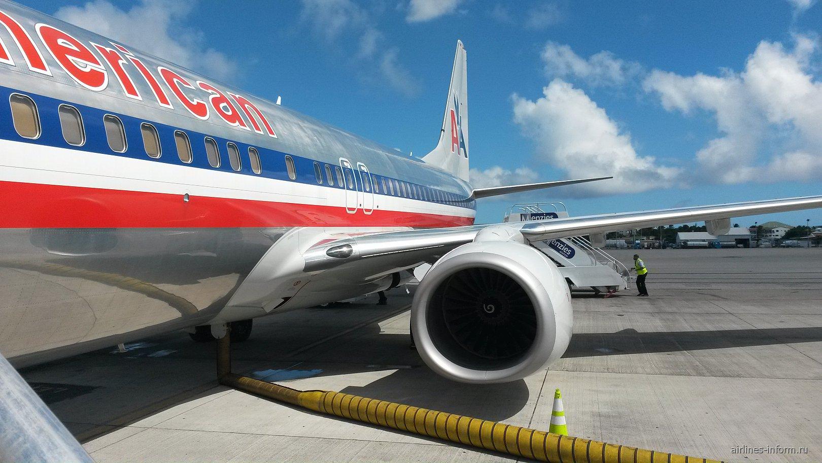 Из Лондона на райский остров. Часть 3. Синт Мартен - Майами с American Airlines или уютнейшая гавань райского острова