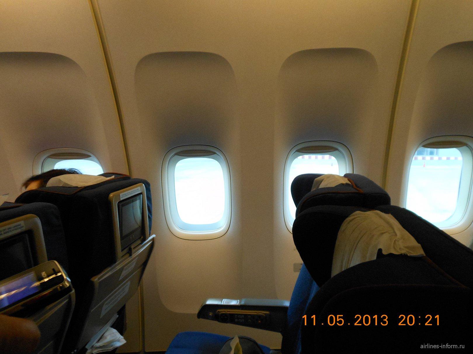 Б-747-400 ТрансАэро EI-XLC