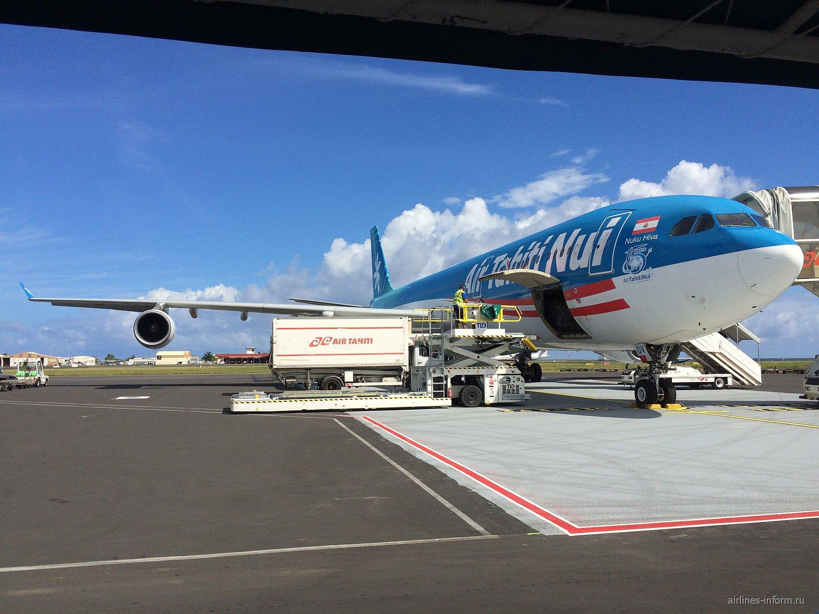 Путешествие на другой конец света) Москва - Бора-Бора c Aeroflot - Air Tahiti Nui- Air Tahiti
