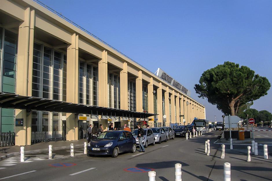 Терминал 1 аэропорта Марсель Прованс