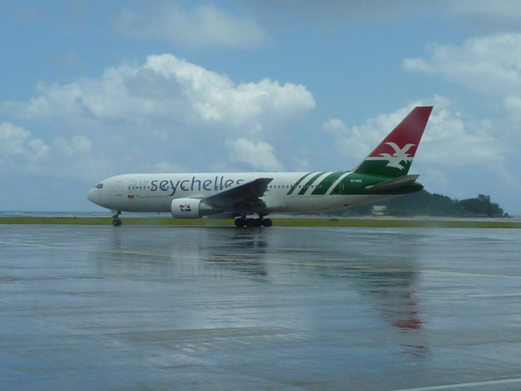 Boeing 767-300 of Air Seychelles