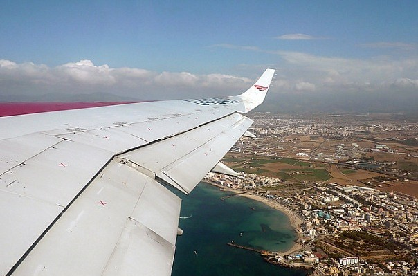 Antalya under the wing