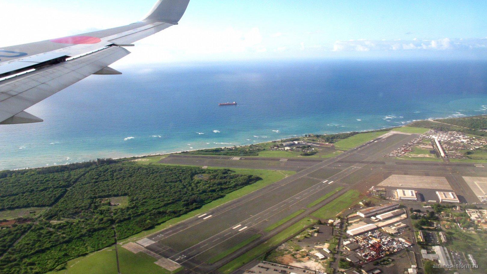 Аэропорт Гонолулу на Гавайских островах
