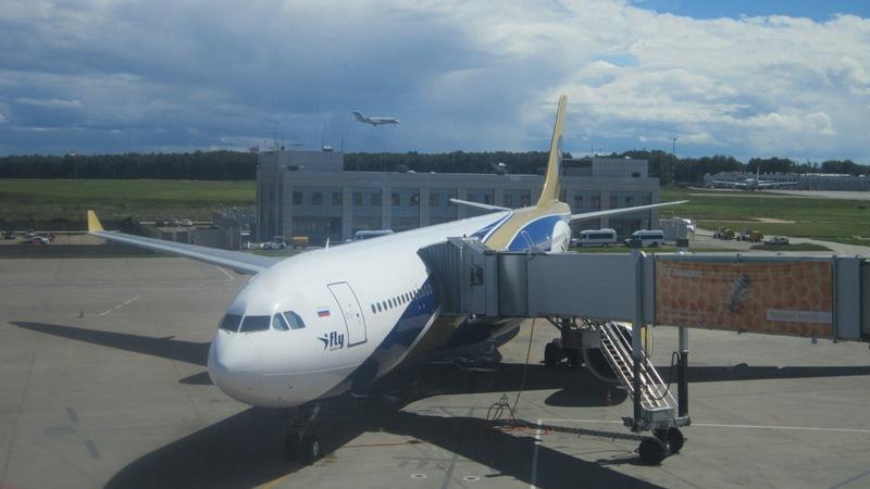 I-fly Москва (Внуково) - Хургада