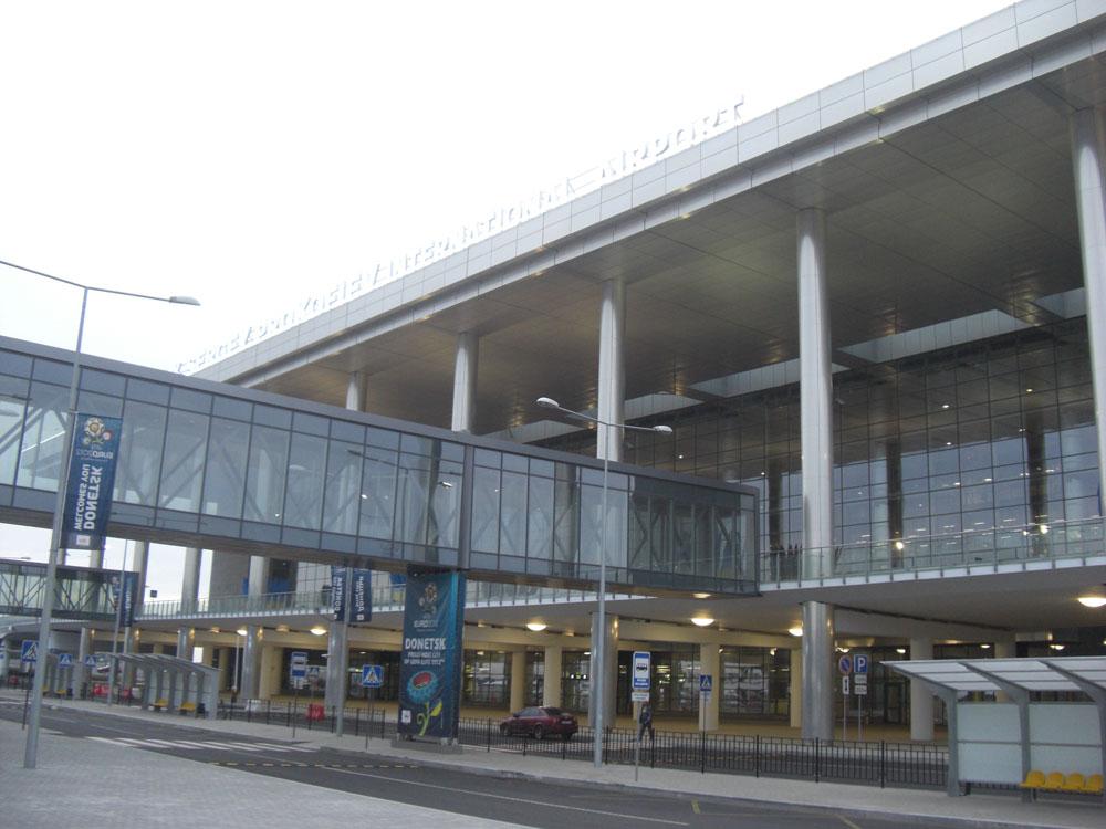Аэропорт Донецк