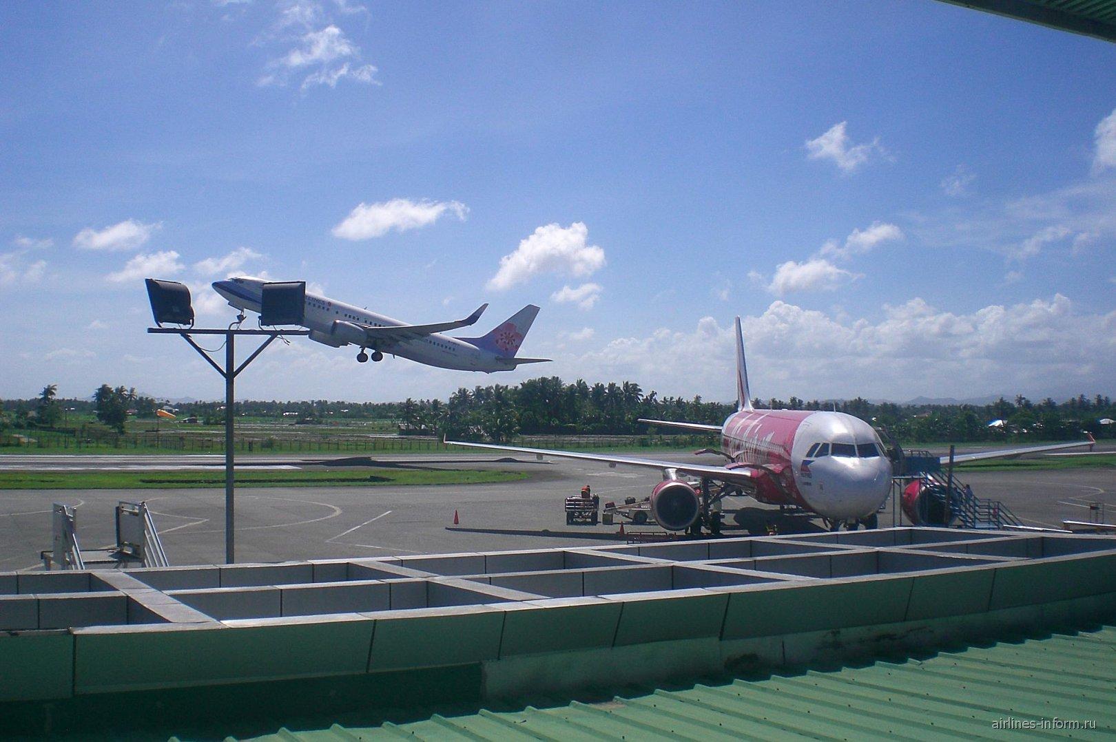 Аэропорт Калибо на острове Боракай