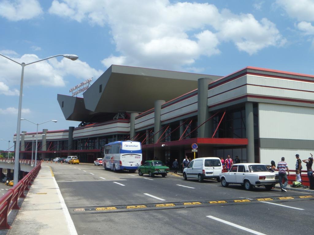 Терминал 3 аэропорта Гавана Хосе Марти
