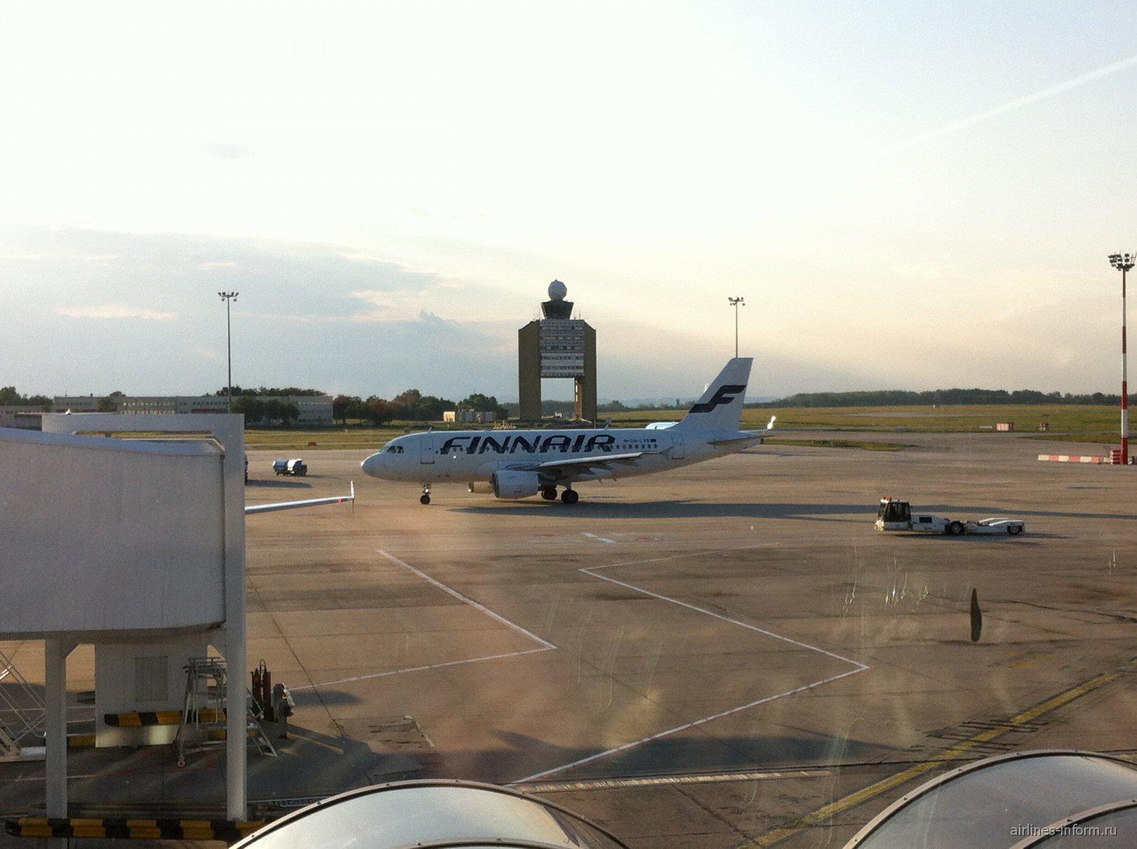 A319 Finnair